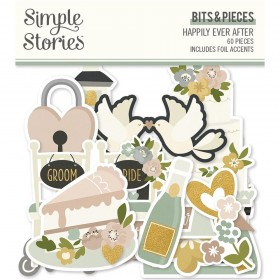 Die cuts Happily ever after