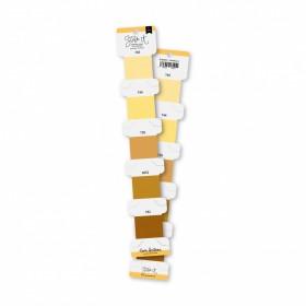 Set hilos amarillo