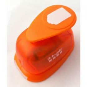 Troqueladora etiqueta 2.5 cm