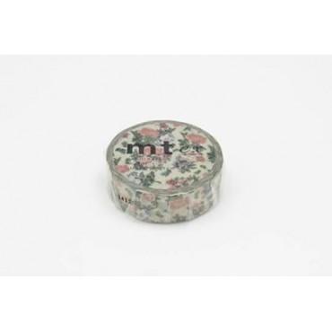 Washi Tape mini flower botanical art