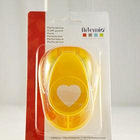 Troqueladora corazón festoneado 3.5 cm
