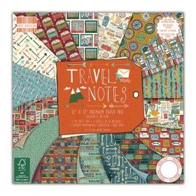Colección Travel Notes - Trimcraft