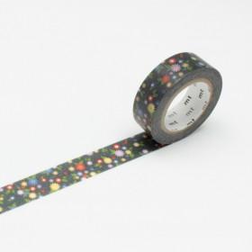 Washi tape MT mini flower