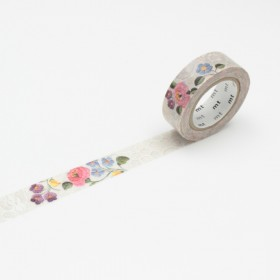 Washi tape MT lace kalocsa