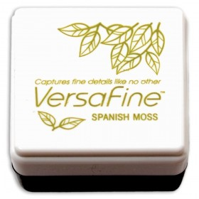 Tinta mini Versafine Spanish Moss