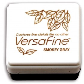 Tinta mini Versafine Smokey gray