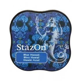 Tinta StazOn Midi Blue Hawai
