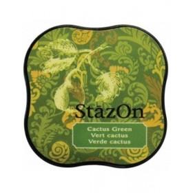 Tinta StazOn Midi Cactus Green