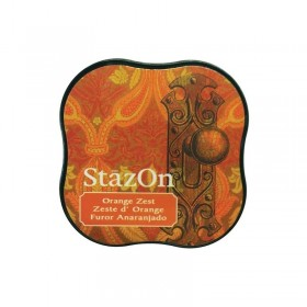 Tinta StazOn Midi Orange Zest