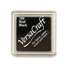 Tinta mini Versacraft Real Black