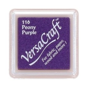 Tinta mini Versacraft Peony Purple