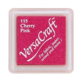Tinta mini Versacraft Cherry Pink