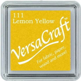 Tinta mini Versacraft Lemon Yellow
