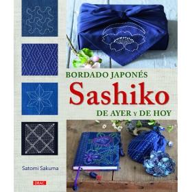 Bordado Japonés Sashiko.