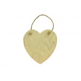 Corazón de madera