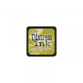 Tinta mini Distress Crushed olive