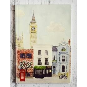 Cuaderno Londres