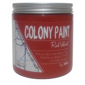Pintura Chalky Red Velvet