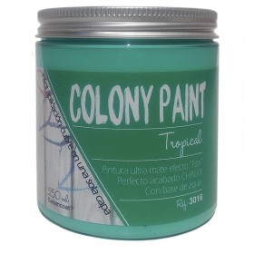 Pintura Chalky Tropical