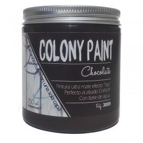 Pintura Chalky Chocolate