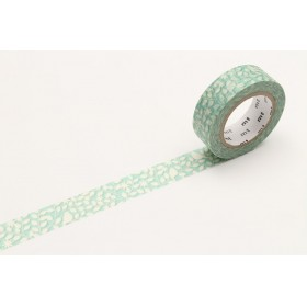 Washi tape MT Leaf and bird