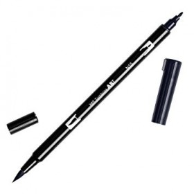 Tombow Dual Brush N15 Black