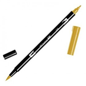 Tombow Dual Brush 026 Yellow Gold