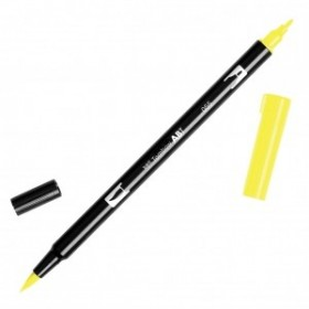 Tombow Dual Brush 055 Process Yellow