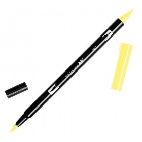 Tombow Dual Brush 062 Pale Yellow