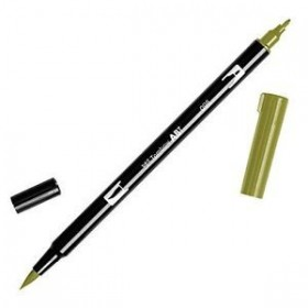 Tombow Dual Brush 098 Avocado