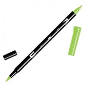 Tombow Dual Brush 173 Willow Green