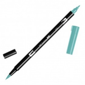 Tombow Dual Brush 373 Sea Blue