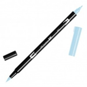 Tombow Dual Brush 491Glacier blue