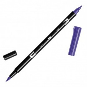 Tombow Dual Brush 606 Violet