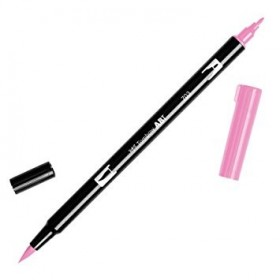 Tombow Dual Brush 703 Pink Rose