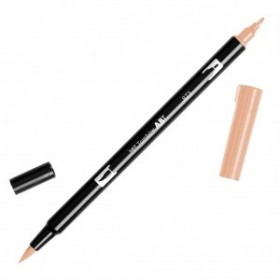 Tombow Dual Brush 873 Coral