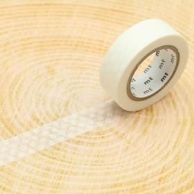 Washi Tape MT Dot white