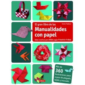 El gran libro de las manualidades con papel