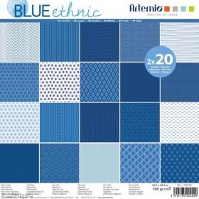 Colección Blue Ethnic