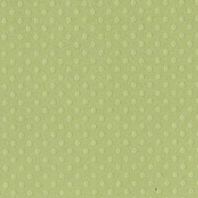 Bazzill Dotted celtic green