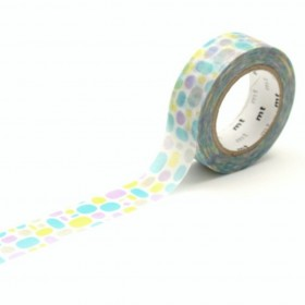 Washi Tape MT pool blue