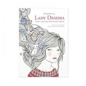 Ilustrando con Lady Desidia