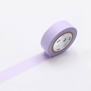 Washi Tape MT pastel purple