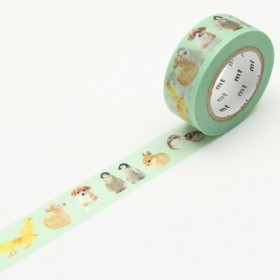 Washi Tape MT Ex baby animals