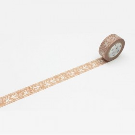Washi tape MT Ex Lace - Bird
