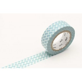 Washi Tape MT net check blue