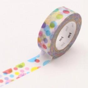 Washi Tape MT random dot