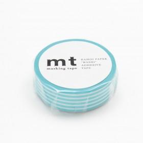 Washi tape MT pastel blue