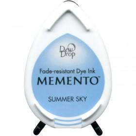 Tinta mini Memento Summer sky