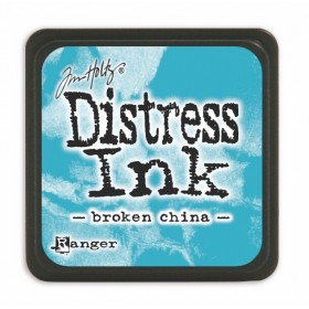 Tinta mini Distress Broken China